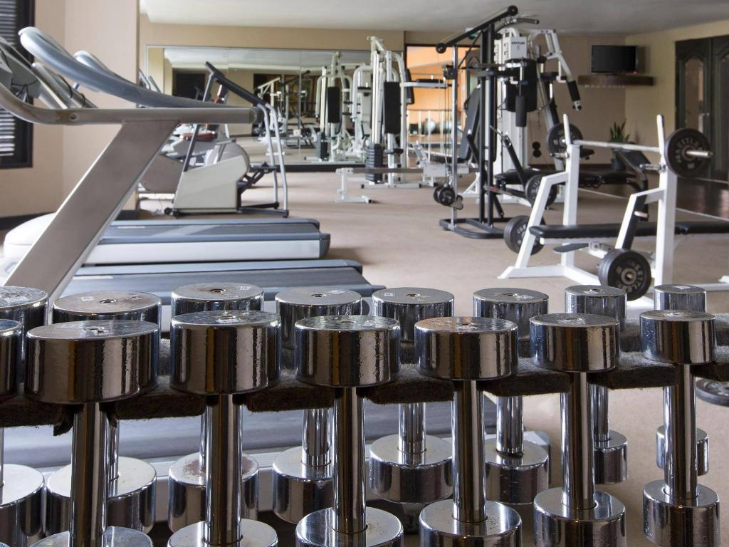 centru de fitness Sofia Hotel Balkan a Luxury Collection Hotel Sofia