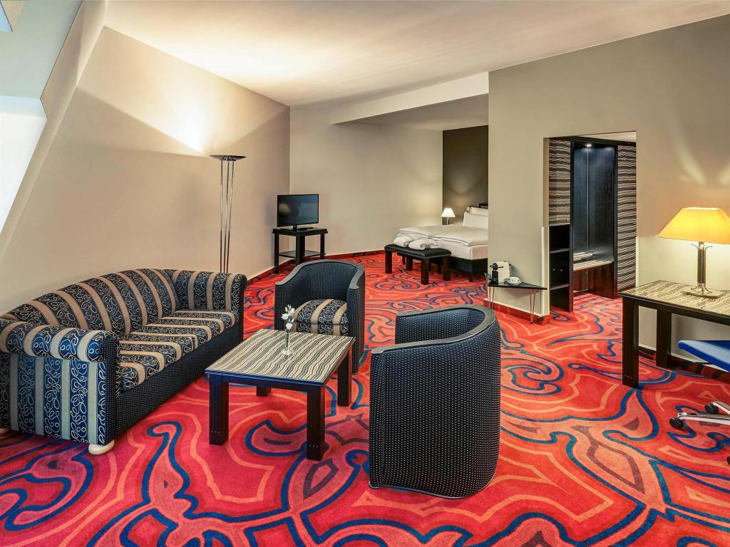 Interno Mercure Berlin Tempelhof Airport Hotel