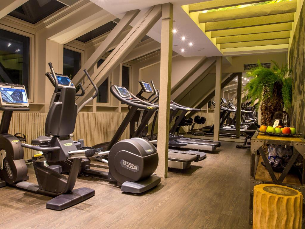 Fitness center Excelsior Hotel Ernst