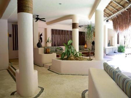 Lobby La Tortuga Hotel & Spa - Adults Only