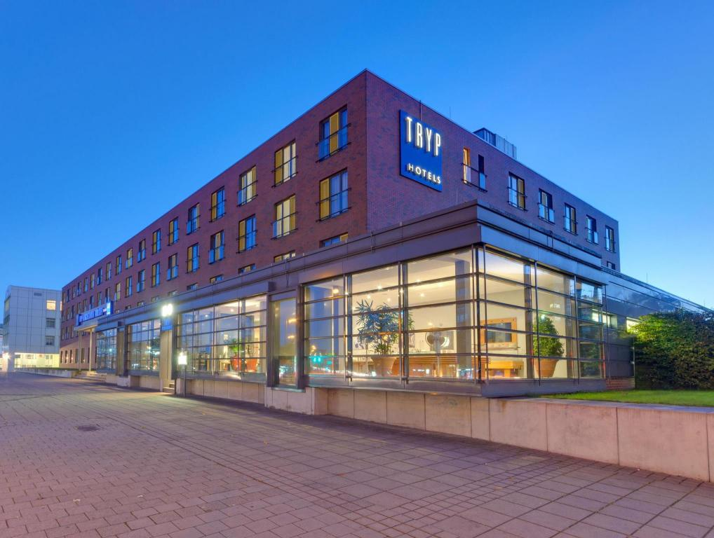 More about Tryp Kongresshotel Munster