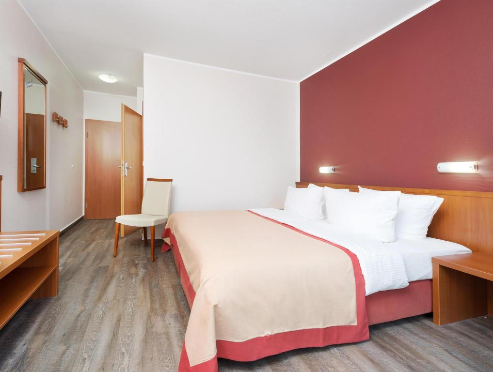 TRYP Room - Bed Tryp Kongresshotel Munster