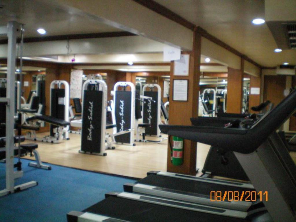 Fitness center PJ Watergate Hotel