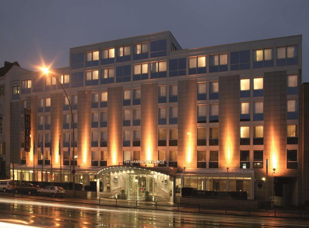 Hotel Nh Hamburg Mitte Hamburg