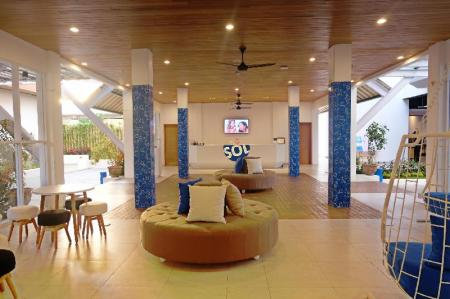Lobby Sol House Bali Kuta by Melia Hotel International