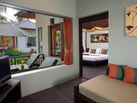 Beach Front Suite Baan Chaweng Beach Resort & Spa