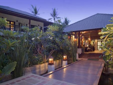Entrance Baan Chaweng Beach Resort & Spa