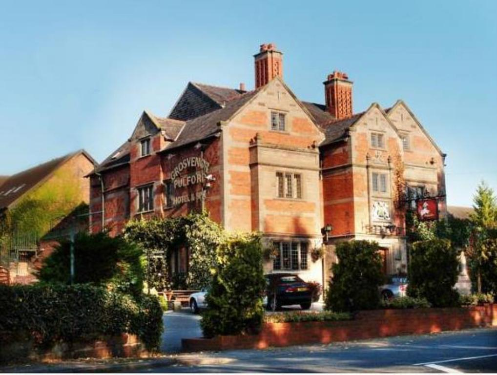 Grosvenor Pulford & Spa Hotel