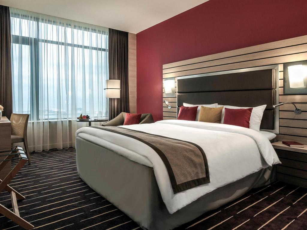 Standard Room with Double Bed - Guestroom Mercure Sochi Centre