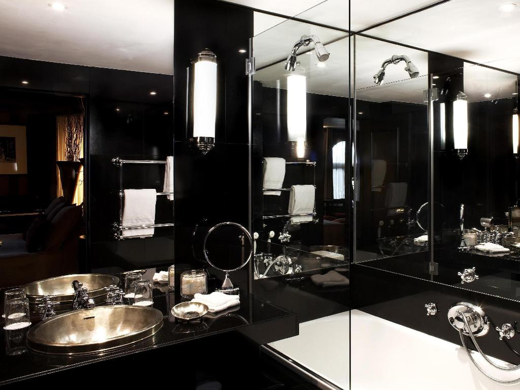 Deluxe - Bathroom Baglioni London Hotel - Hyde Park