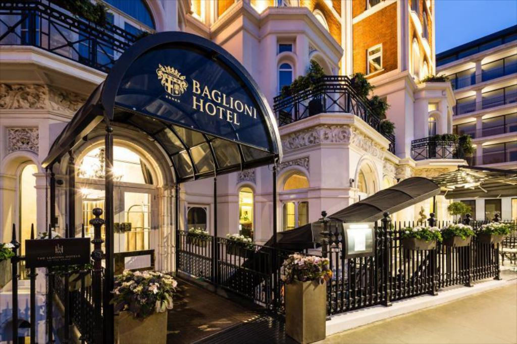 More about Baglioni London Hotel - Hyde Park
