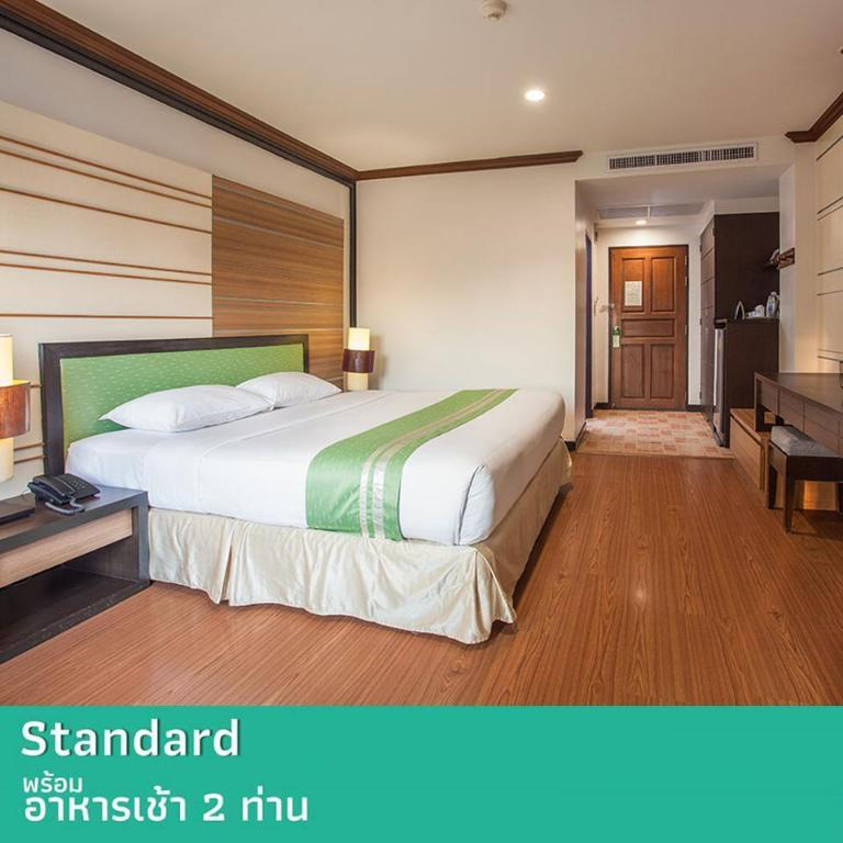 Standard Double Bed - Bed Areca Lodge Hotel