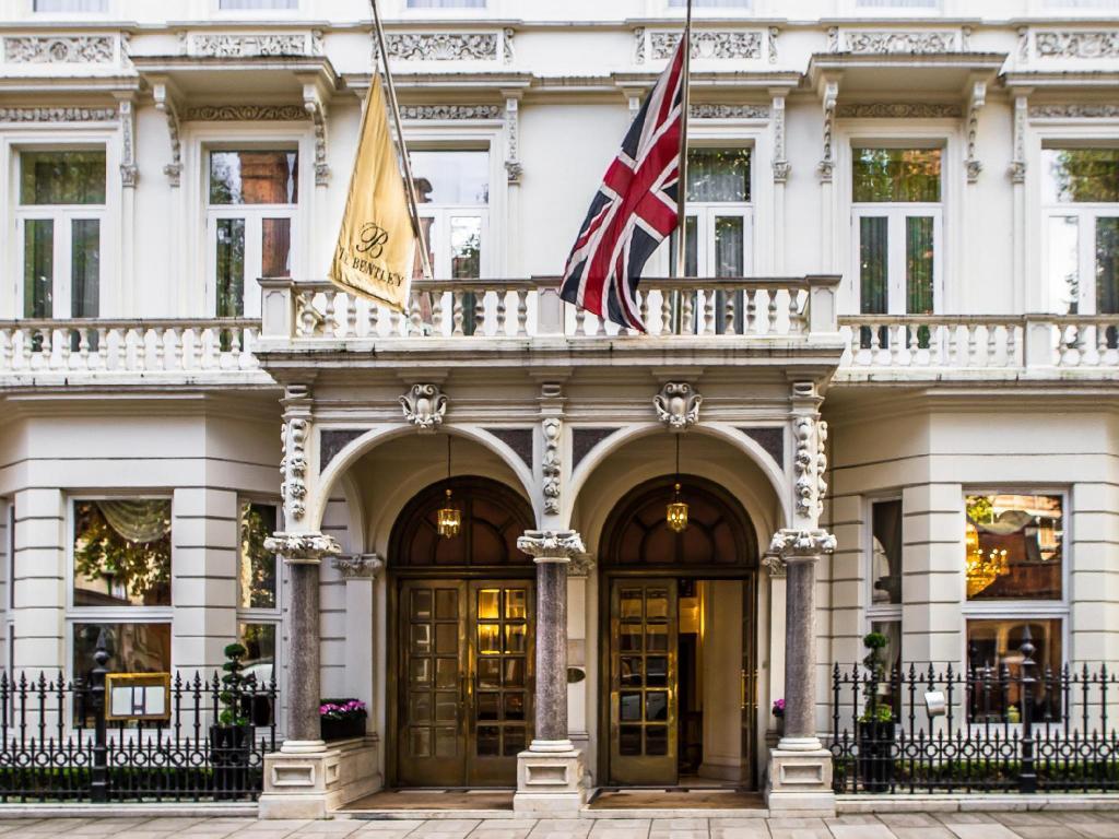 The Bentley London Hotel In United Kingdom