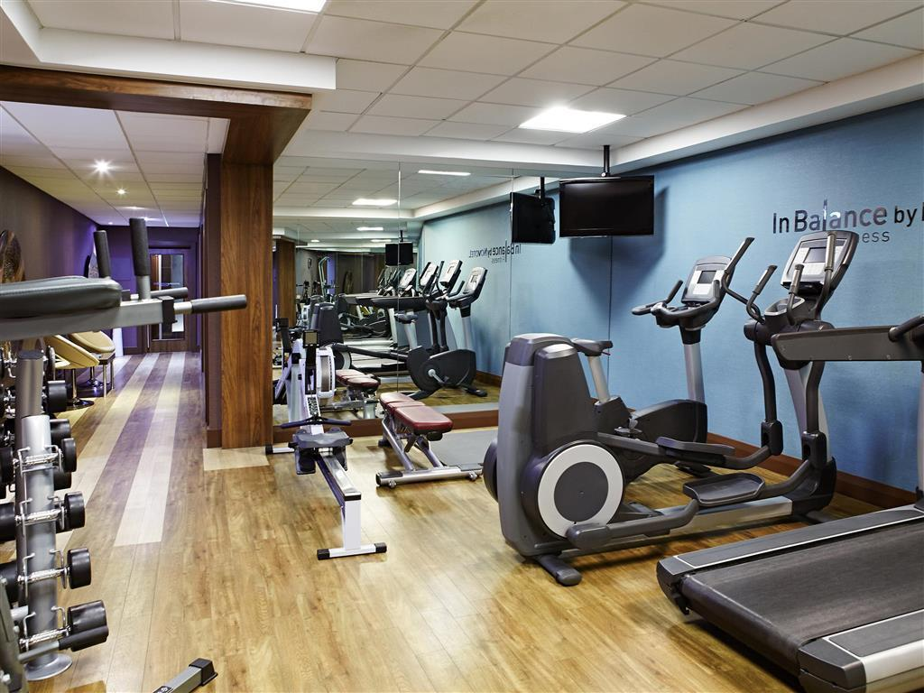 Fitness center Novotel London Waterloo Hotel