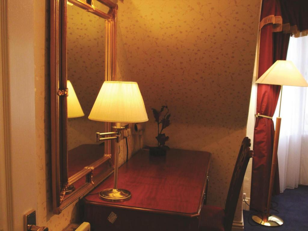 Hotellet indefra Best Western Muthu Queens Oban Hotel