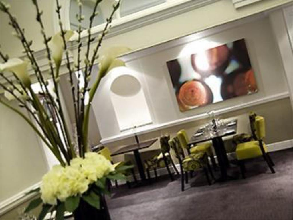 Innvendig Mercure Southampton Centre Dolphin Hotel