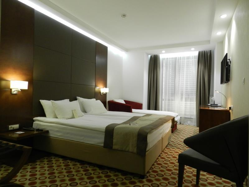 Deluxe Room With Sofa Bed