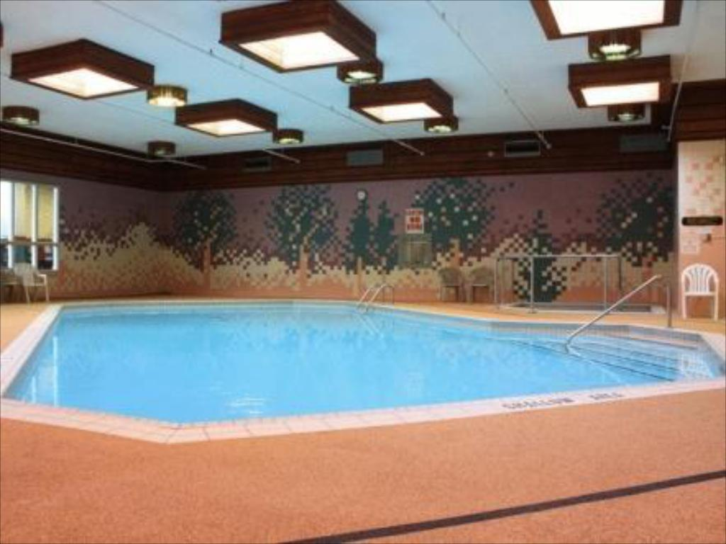 Swimming pool Toronto Plaza Airport Hotel