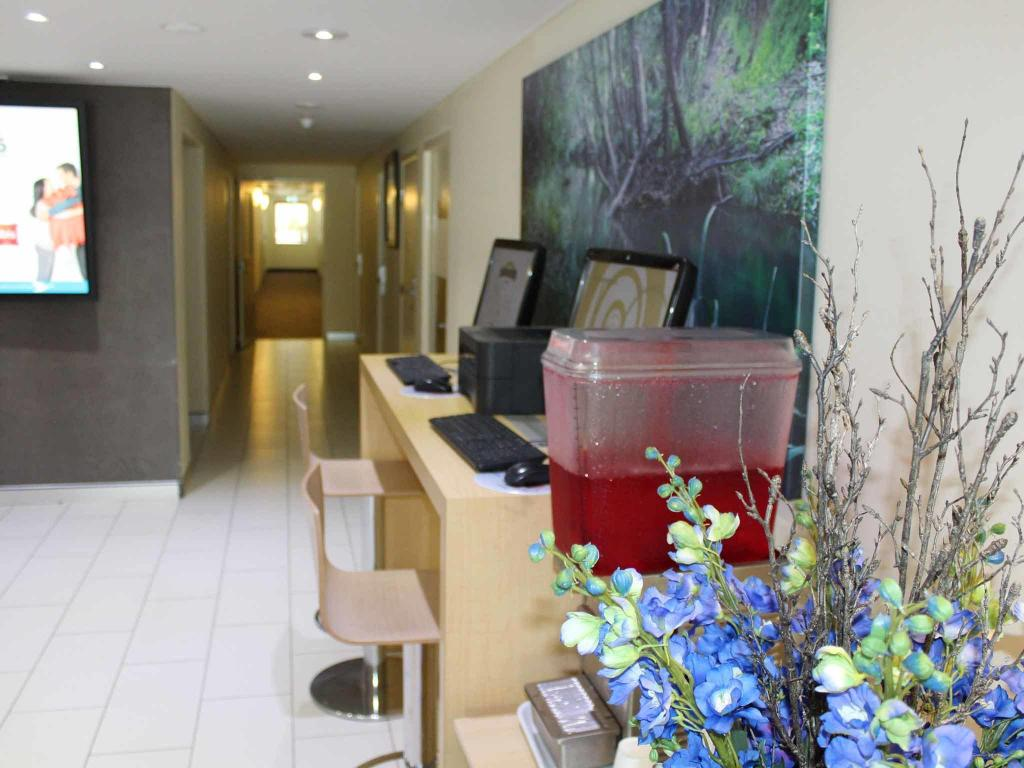 Business Center Hotel Ibis Newcastle