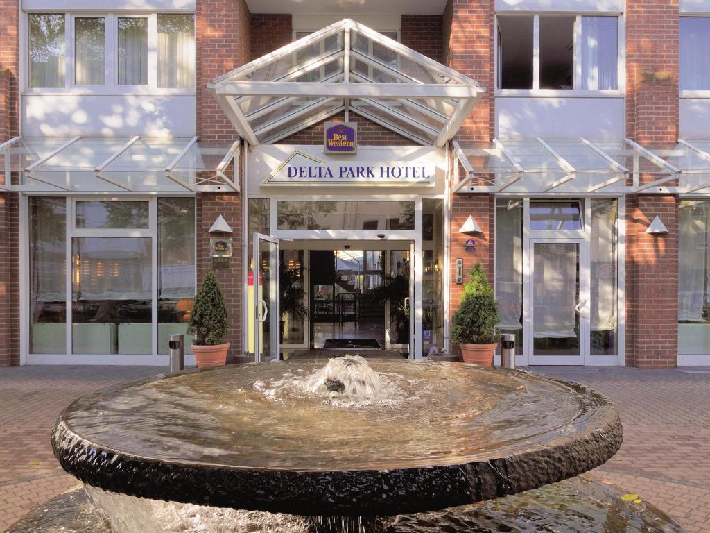 More about Best Western Plus Delta Park Hotel