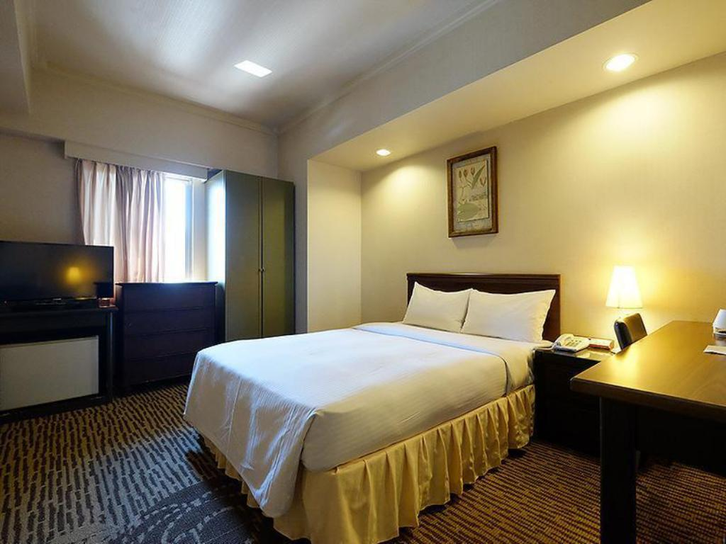 Business Double - Guestroom Lincoln Hotel