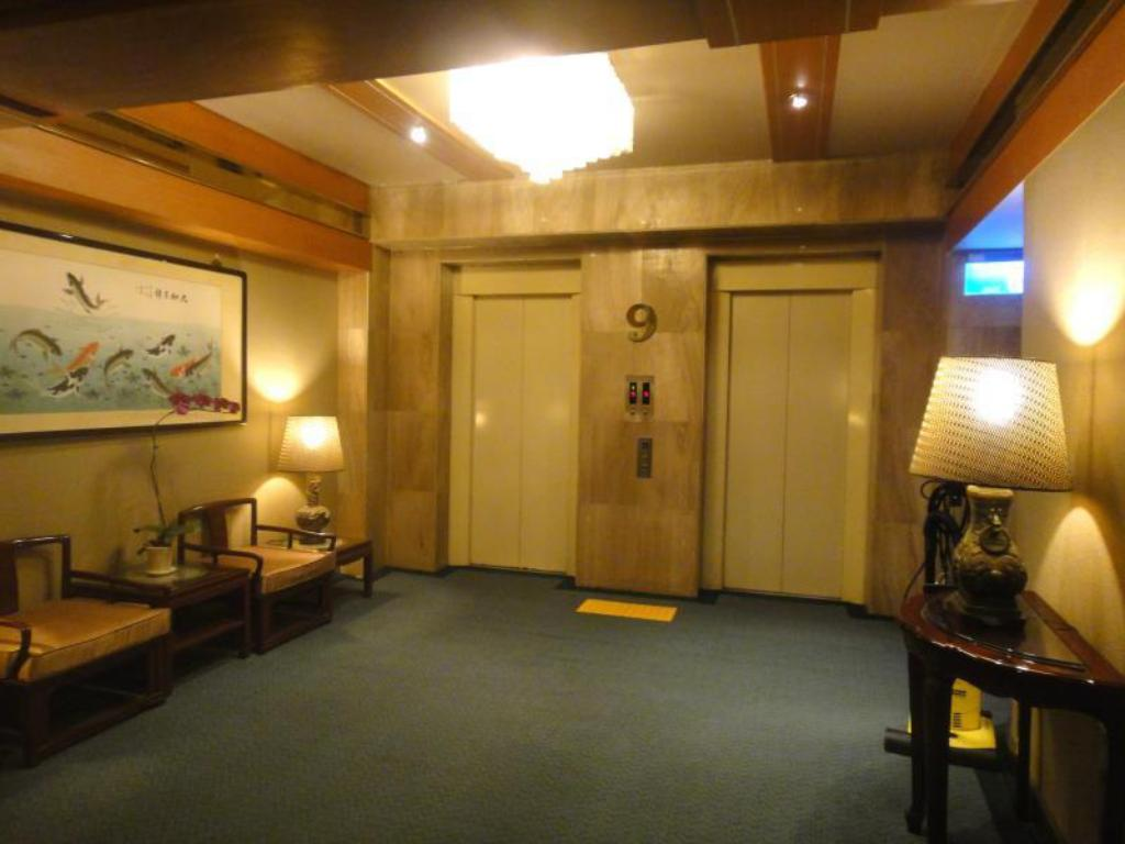 Interior view First Hotel