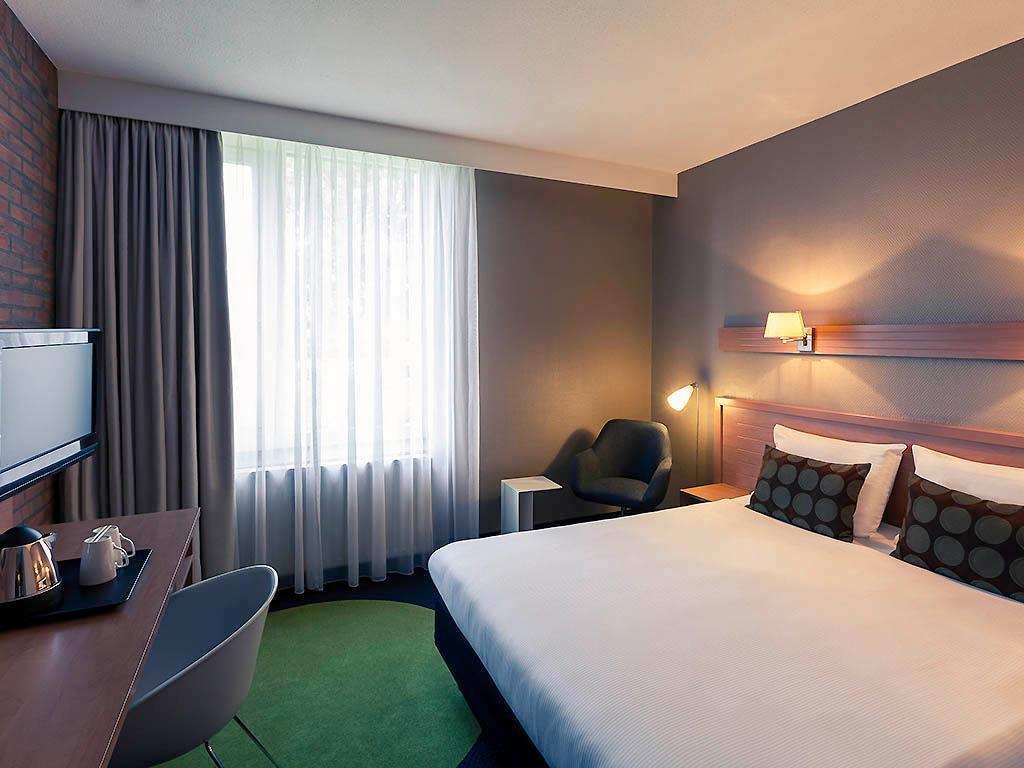 Standard Room with Double Bed - Guestroom Mercure Hotel Zwolle