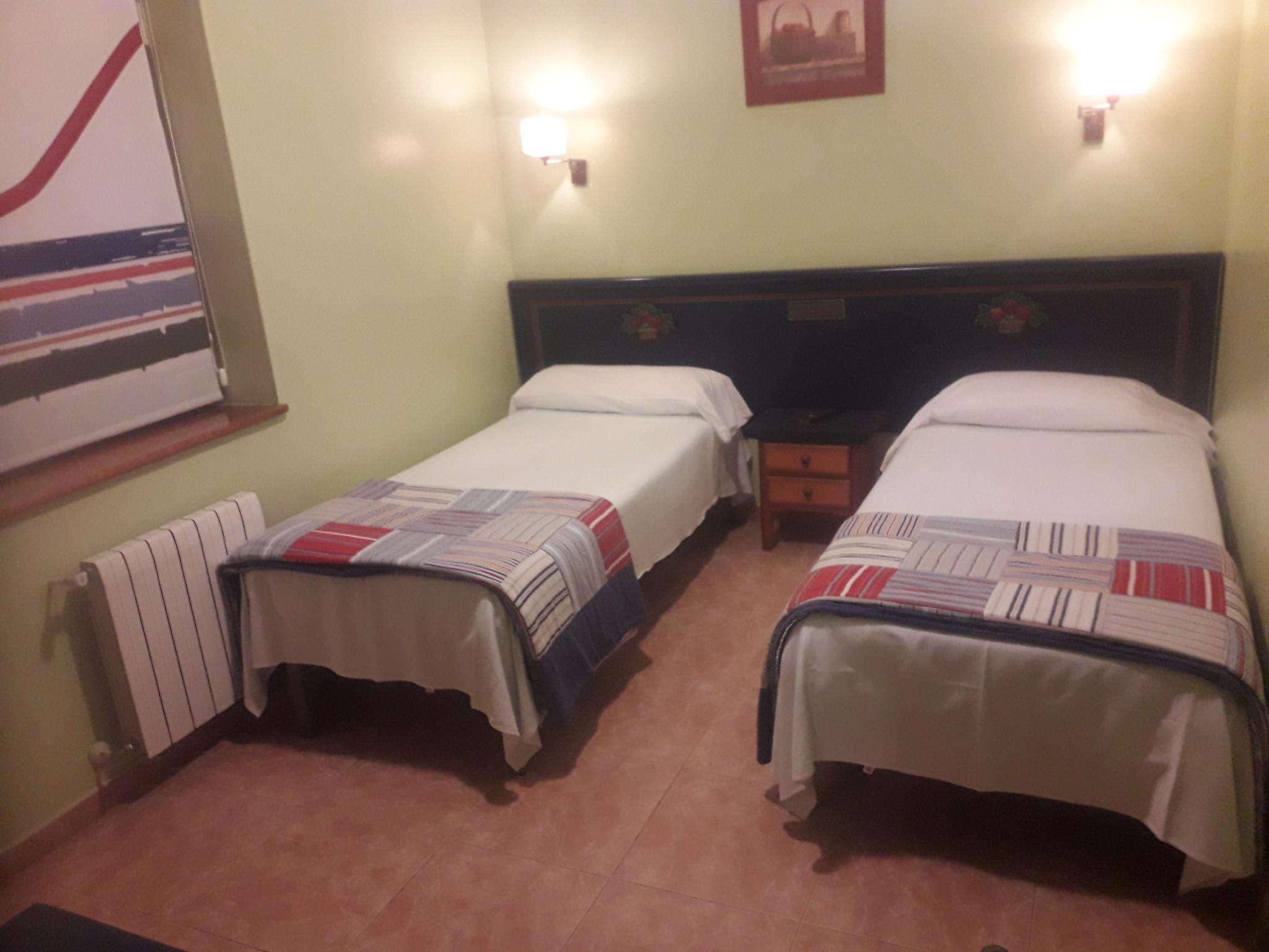 Economy Room with 2 Single Beds