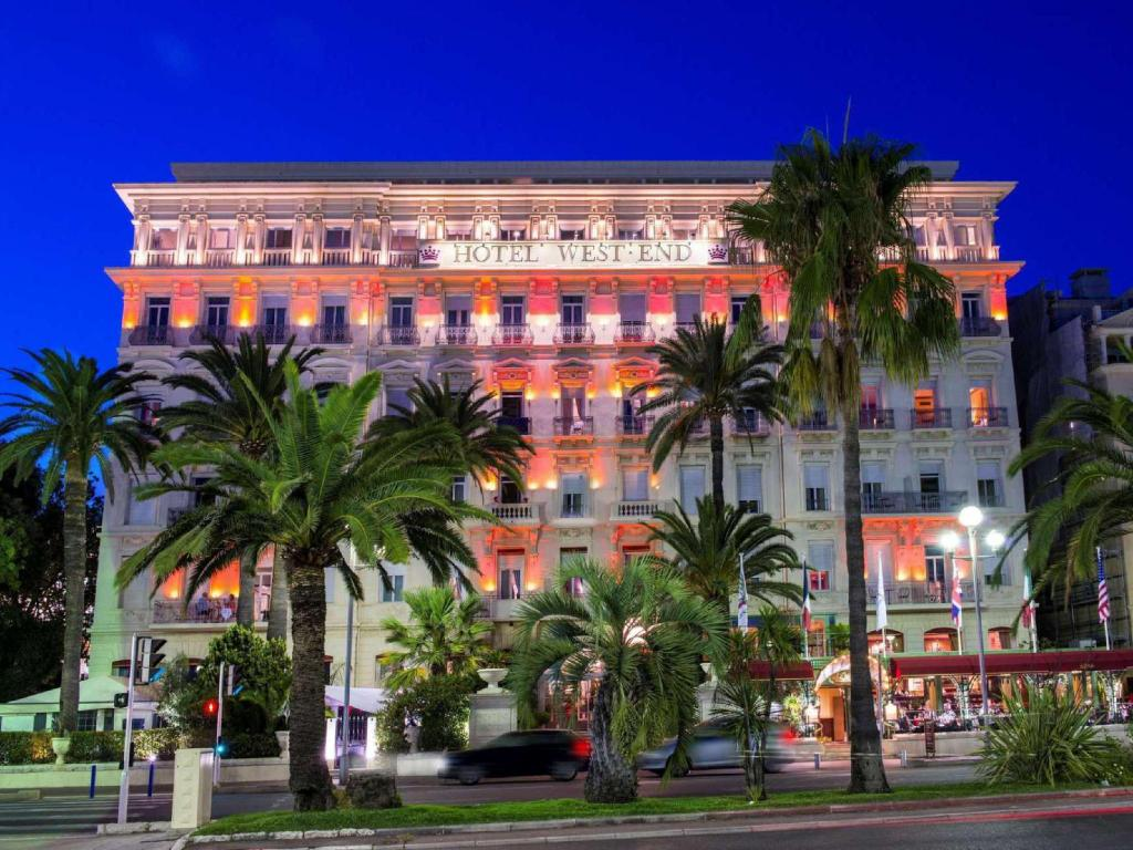 西區英國大道飯店 (Hotel West End Promenade des Anglais)