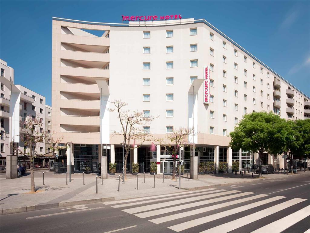 More about Mercure Lyon Charpennes Hotel