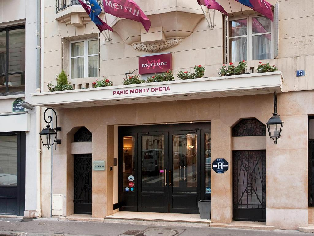 Best Price on Mercure Paris Monty Opera Hotel in Paris + Reviews!