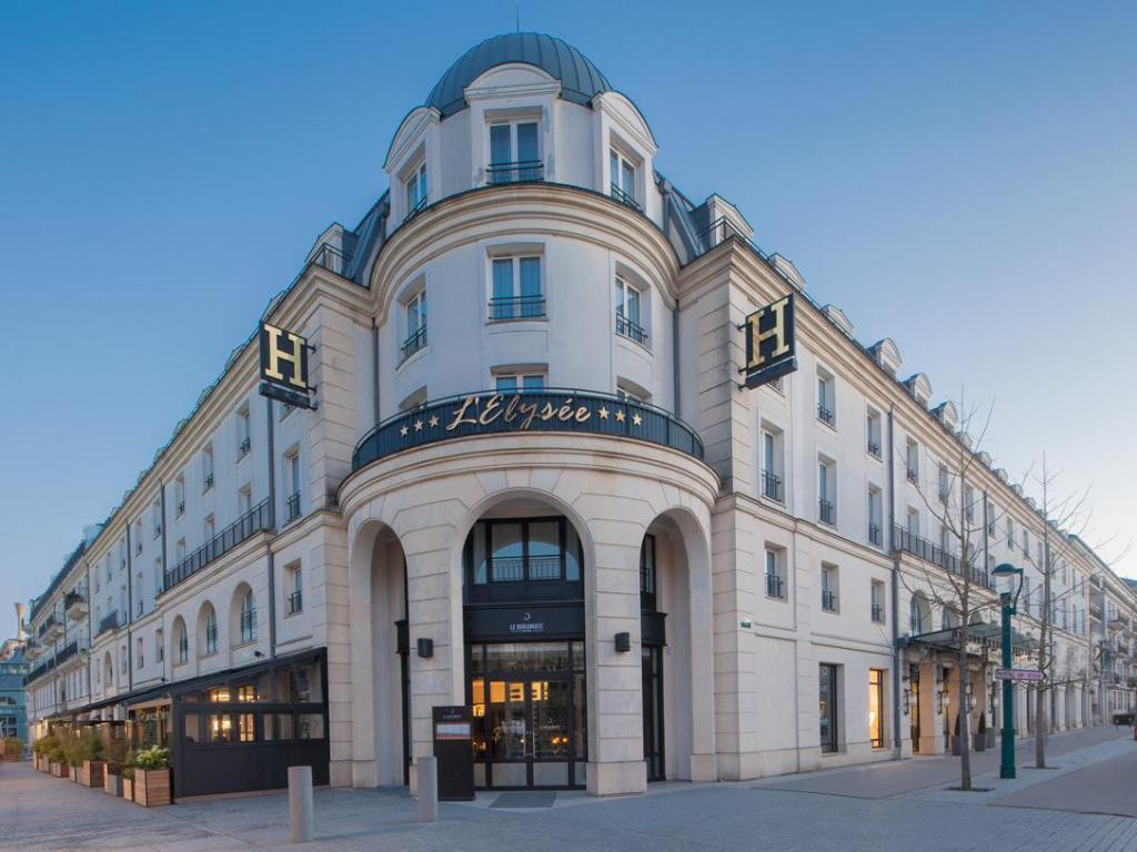 Recommended Hotels In Paris