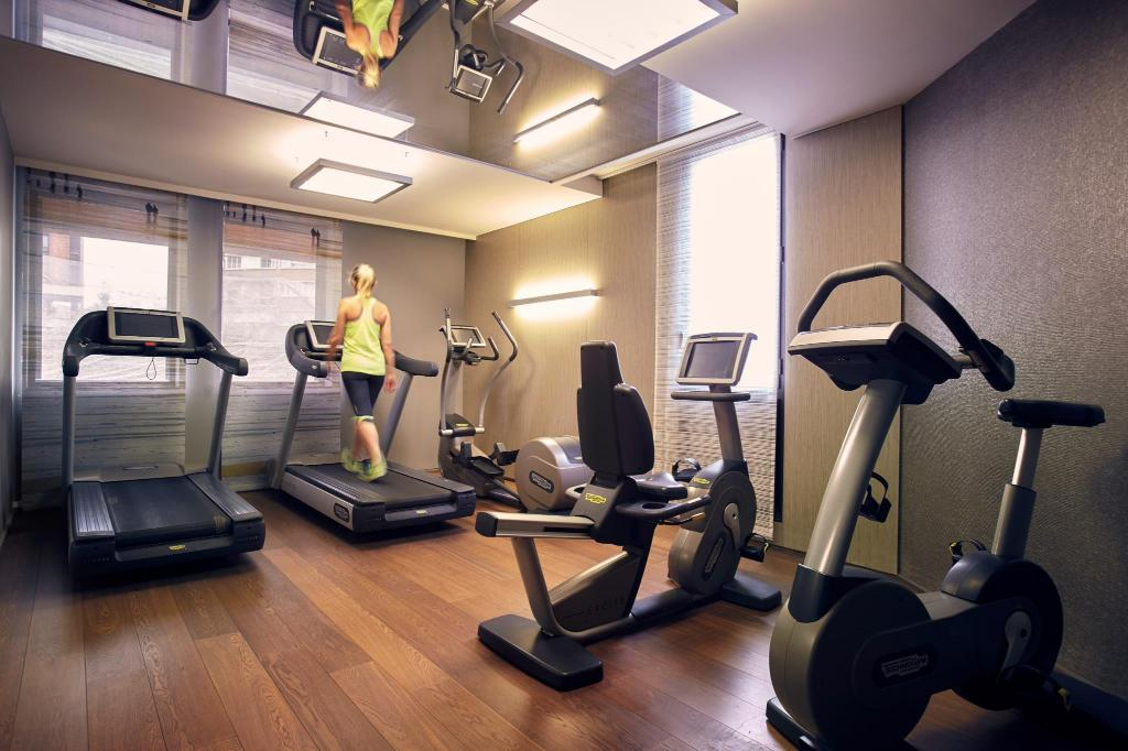 Fitness center Pullman Toulouse Centre