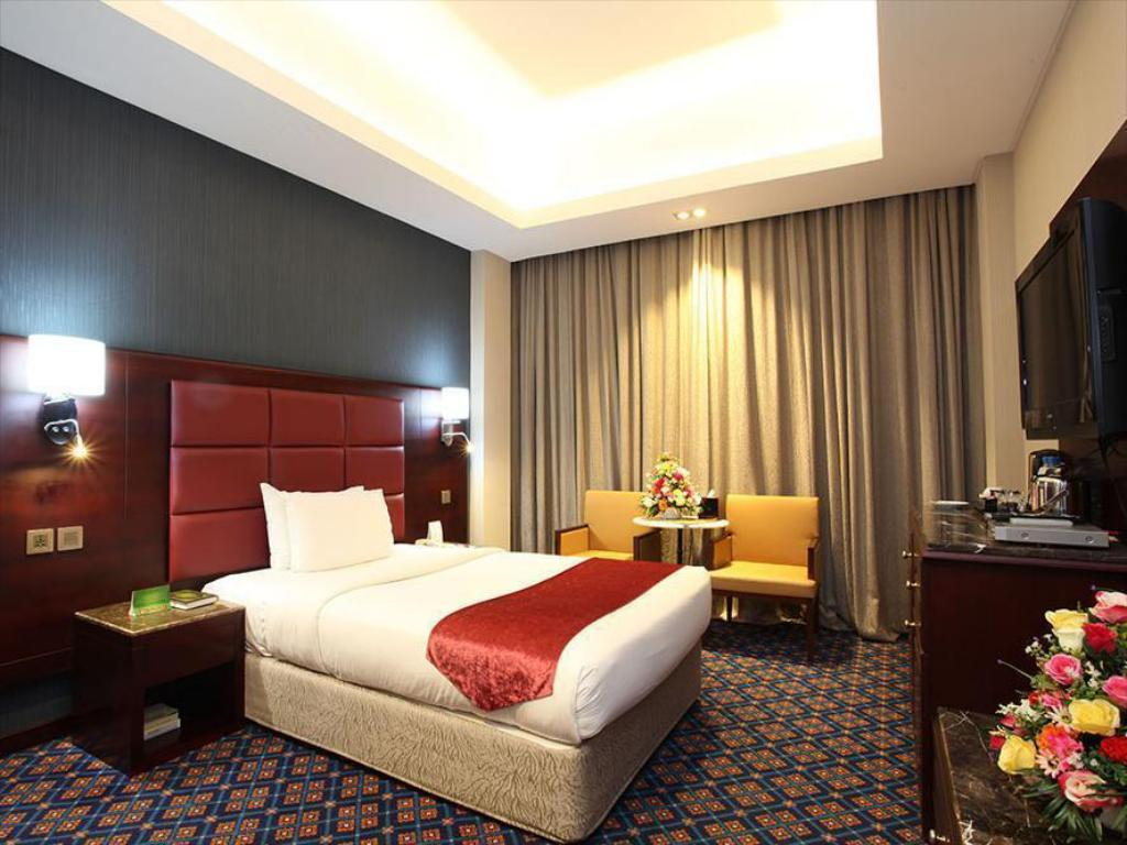 Standard Single Room Ramee Guestline Hotel Qurum