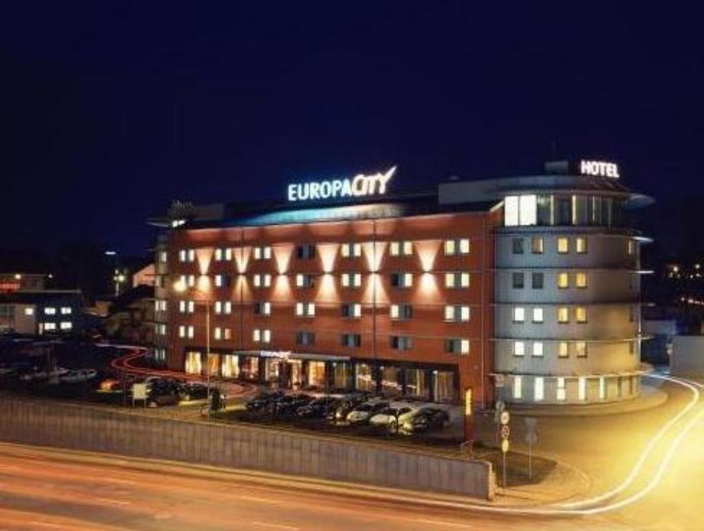 More about Hotel Europa City Vilnius