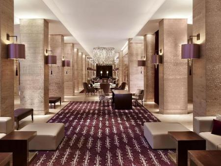 Interior view Metropol Palace, a Luxury Collection Hotel, Belgrade