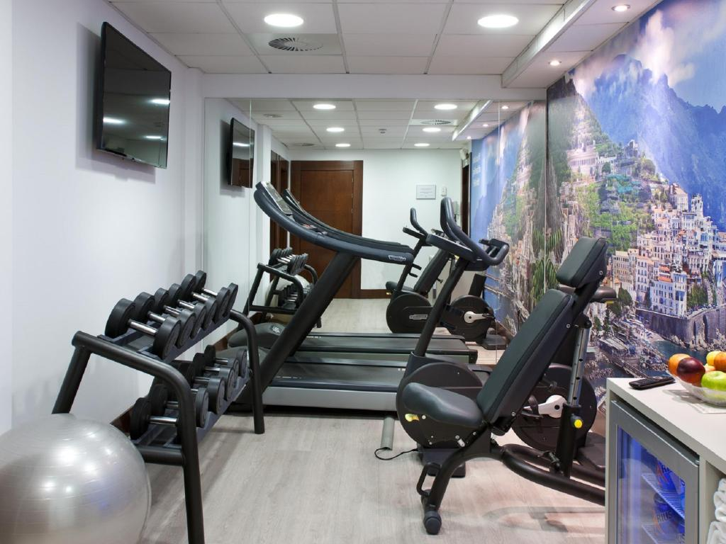 Fitness center NH Collection Palacio de Aranjuez