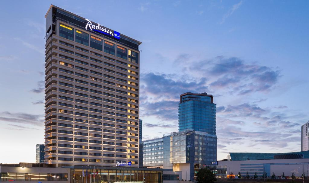 More about Radisson Blu Hotel Lietuva