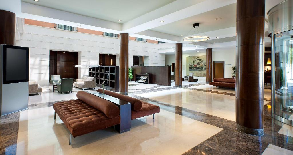 Lobby NH Collection Palacio de Aranjuez