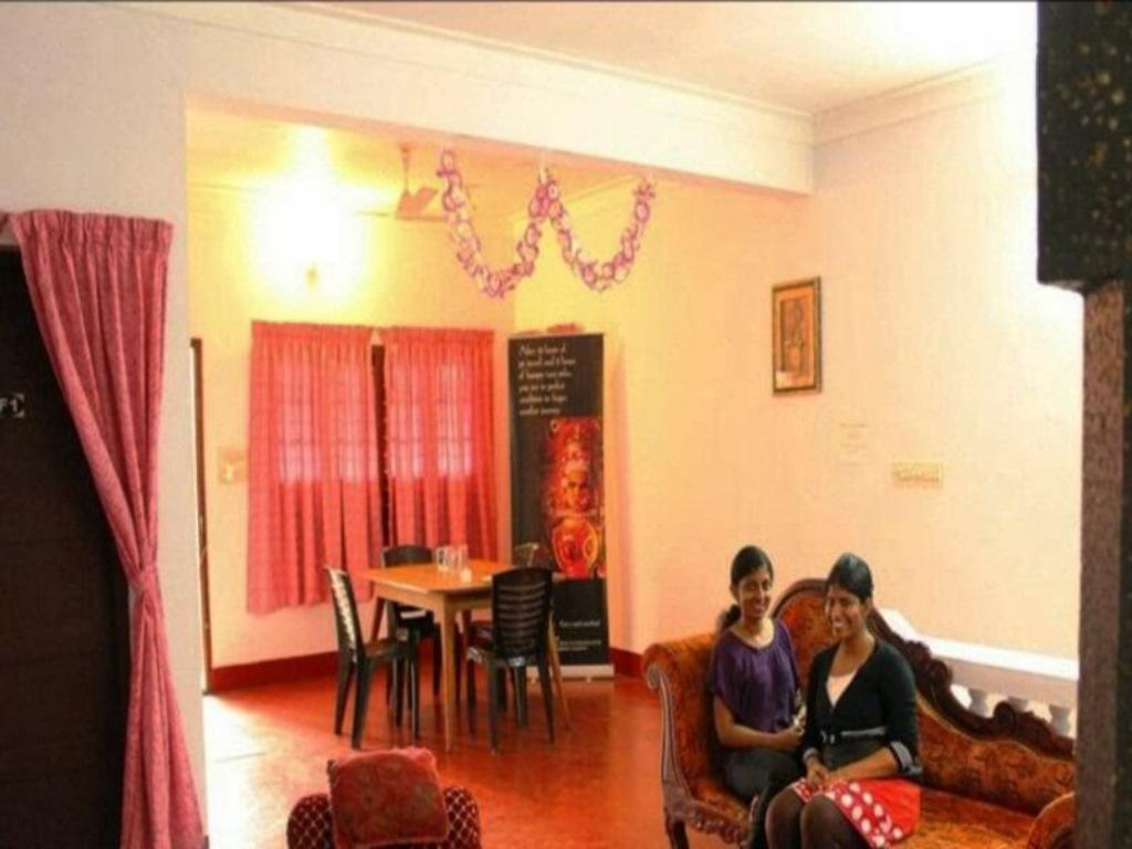 Interior view Padikkal Residency Homestay
