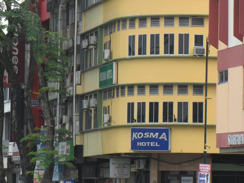 Best Price On Kosma Budget Hotel In Kuantan Reviews