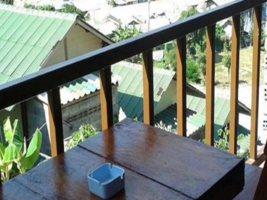 Balkon/terasa View Garden Resort