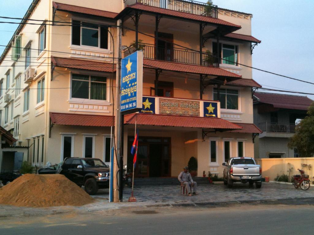 More about Kampong Speu City Hotel