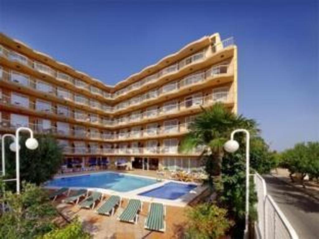 Hotel Volga In Costa Brava Y Maresme