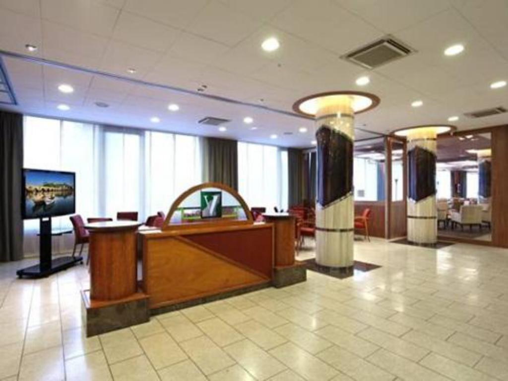 Interior view Hotel Volga