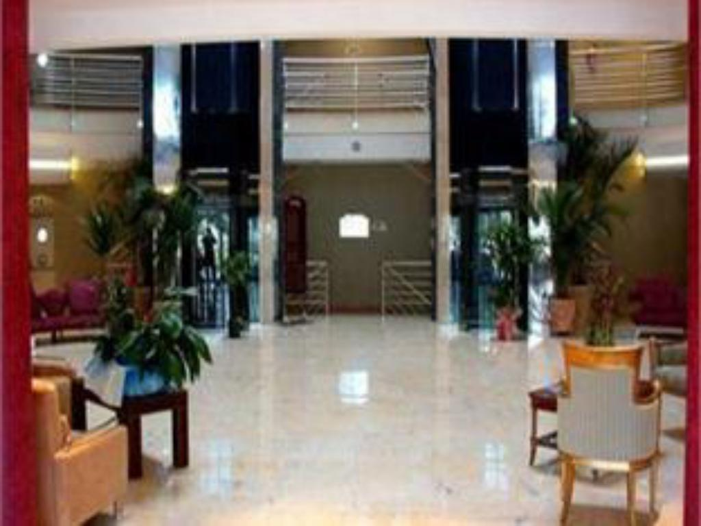 Lobby Daniya Denia Spa & Business
