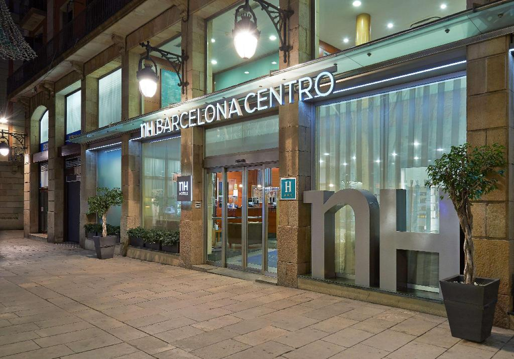 More about NH Barcelona Centro