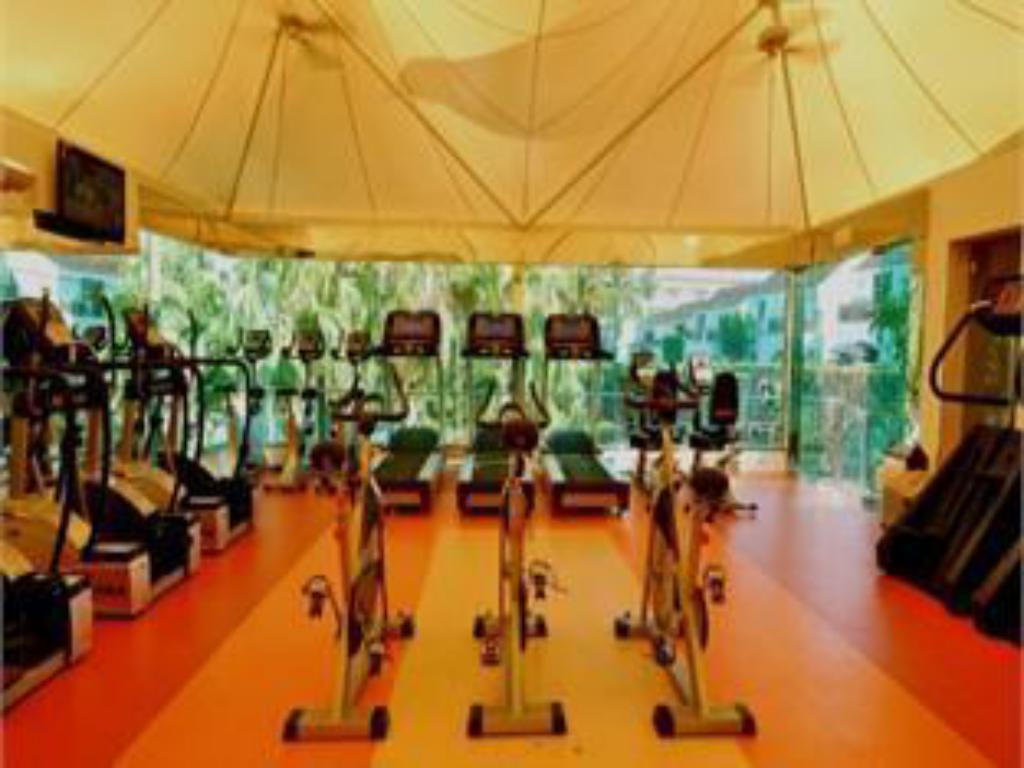 Fitness center Eugenia Victoria