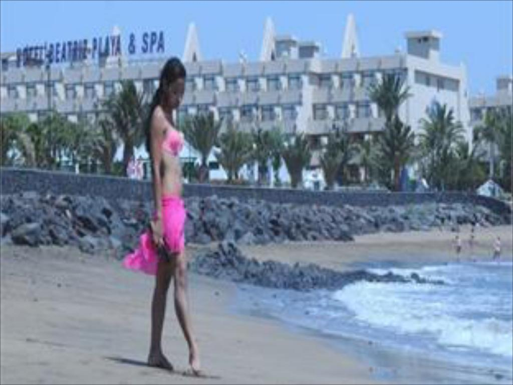 Beach Hotel Beatriz Playa & Spa