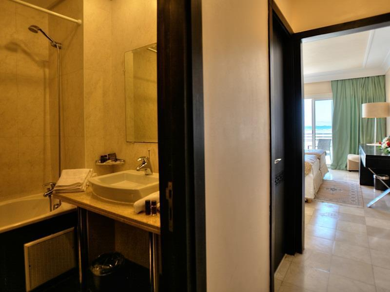 Kamar Double atau Twin Pemandangan Laut (Double Or Twin Room Sea View)